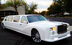 toronto wedding limousines