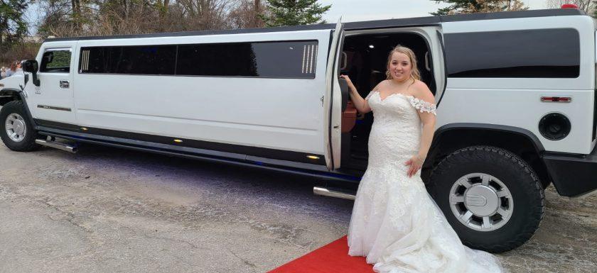 wedding limousines in toronto
